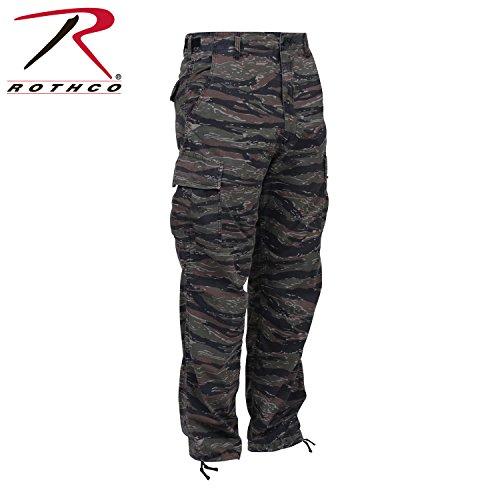 ROTHCO BDU - Pantalones de Camuflaje táctico (Uniforme de Batalla) Mi