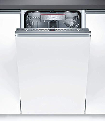 Bosch SPV66TX01E Serie 6 Geschirrspüler Vollintegriert / A+++ / 45 cm / 188 kWh/Jahr / 10 MGD / SuperSilence / TimeLight / VarioSchublade Pro