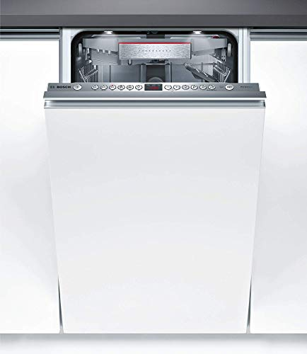 Bosch SPV66TX01E Serie 6 Geschirrspüler Vollintegriert / A+++ / 45 cm / 234 kWh/Jahr / 13 MGD / SuperSilence / TimeLight / PerfectDry / Maschinenpflege-Programm