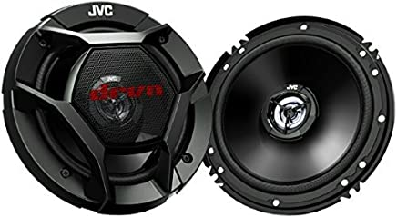 "$39 Get JVC CS-DR621 6-1/2"" 2-Way Coaxial Speakers / 300W Max Power"