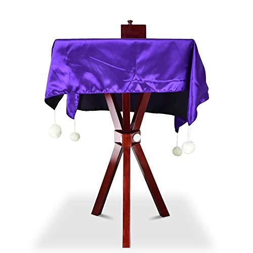 Doowops Mesa Flotante Trinity con Caja de Gravedad antigráfica Trucos Mago Profesional Escenario Ilusiones Truco Prop Flotante Mosca mágica