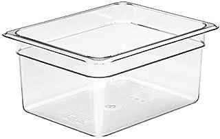 Cambro 26CW135 1/2 - Sartén para gastronorm, transparente