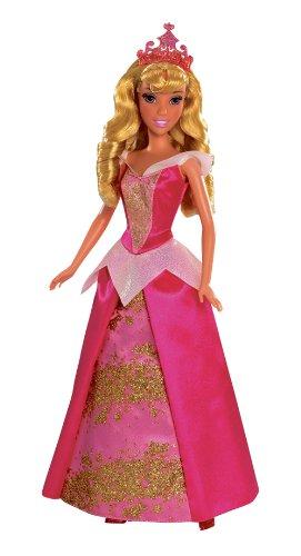 Mattel W5547 - Disney Princess Märchenglanz Dornröschen, Puppe
