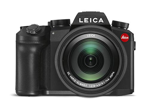 Leica V-Lux 5 20MP Superzoom Digital Camera with...