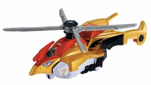炎神戦隊ゴーオンジャー 炎神合体シリーズ07 エンジントリプター