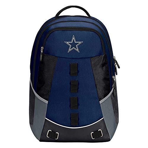 """NFL Dallas Cowboys """"Personnel"""" Backpack, 19"""" x 5"""" x 13"""""""