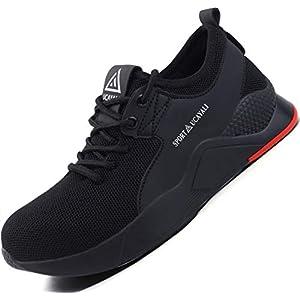 41YiiQoFlAL. SS300  - Ucayali Zapatos de Seguridad Hombre con Punta de Acero, Cómodas Ultraligero & Transpirables, 39-50