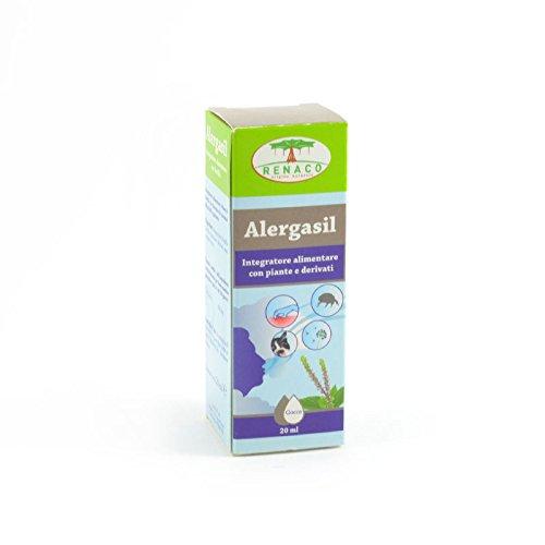 Alergasil - rimedio naturale contro le allergie