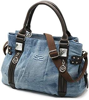 (サボイ)SAVOY ハンドバッグ SM18150403 ブルー