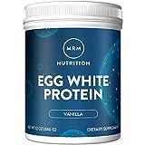 Metabolic Response Modifier, Egg White Protein Vanilla 12 oz