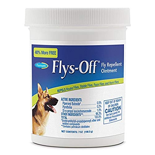 Farnam Flys Off Fly Repellent Ointment (7 oz)