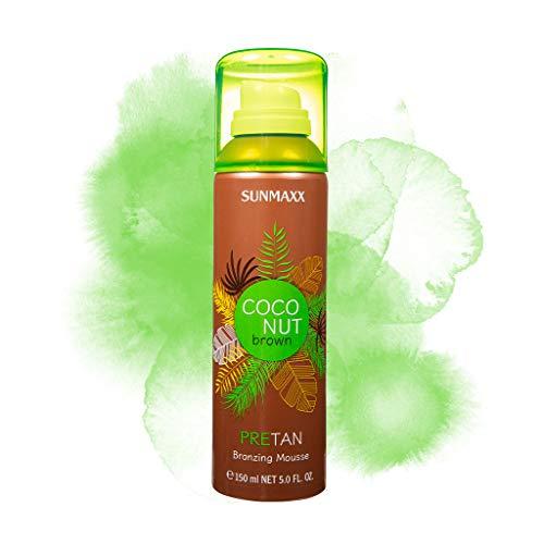 SUNMAXX Freestyle Coconut Brown 150 ml Solarium cosmétiques