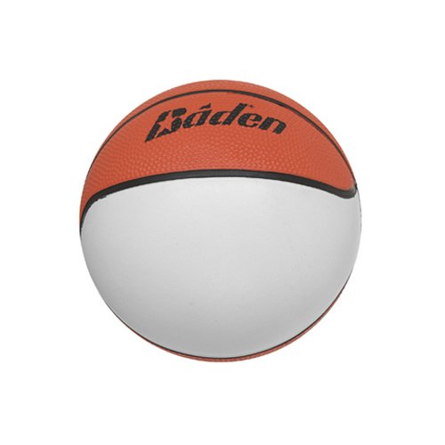 Great Price! Baden Micro Mini Size 1 Rubber 2 Panel Autograph Basketball