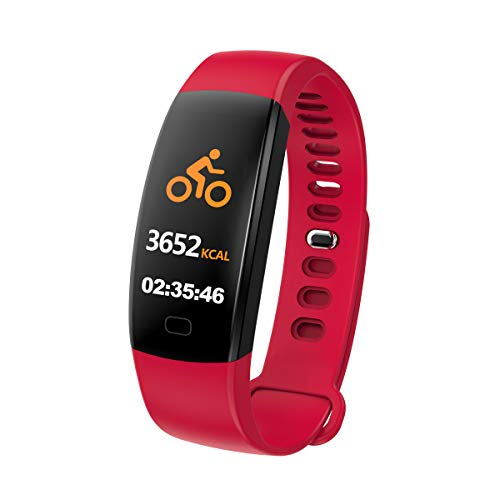 Strong Durable Best Bakeey Multi-Sport Smart Watch Fitness Tracker Weather Waych Heart Rate Blood Pressure Smart Watch