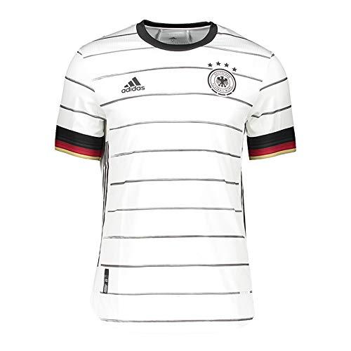 adidas Herren DFB Authentic Trikot, White, L