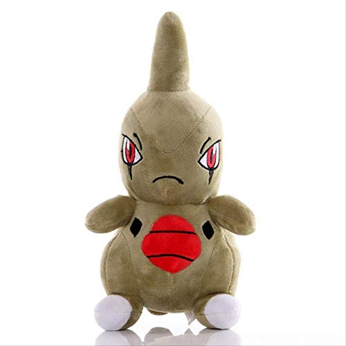 DEMIN Lustige angefüllte Spielzeug mit Anhänger, Pokemon-Puppe, Pokemon-Puppe, Pokemon Plüschtier, Jenny Turtle, 25cm