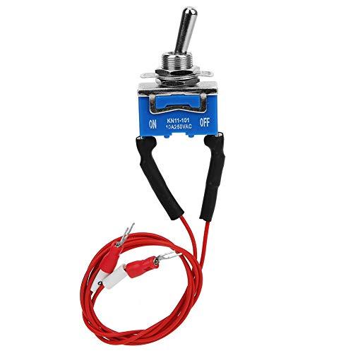 Excelente interruptor de generador, kit de carrete de interruptor de conmutación de velocidad de generador de calidad accesorio con metal