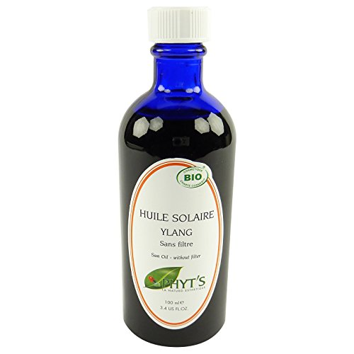 Phyt s Huile Solaire Ylang soleil Huile Visage Soin du corps Multipack 2 x 100ml