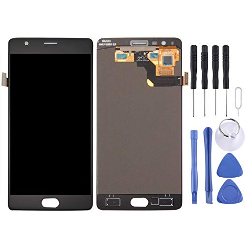 smartphone oneplus 3t ASAMOAH Display LCD sostitutivo del Telefono Cellulare Schermo LCD e digitalizzatore Assemblea Completa per OnePlus 3T