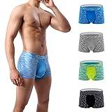 YuKaiChen Men's Pouch Underwear Trunks...