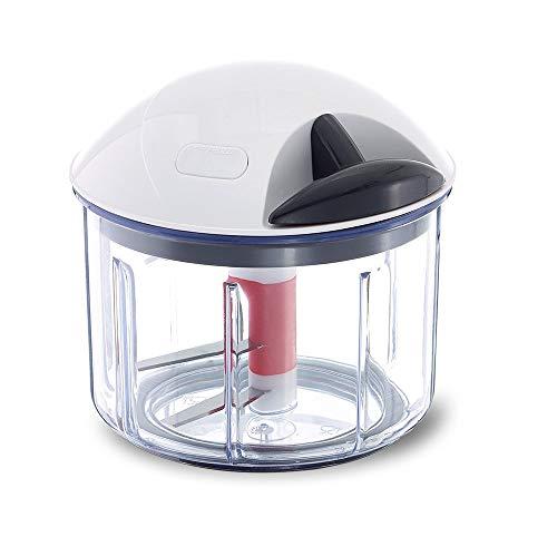 Fissler finecut / Cortadora de frutas y verduras, Multi-cortadora manual, Cortadora universal, Cortadora de cebollas con mecanismo de arrastre