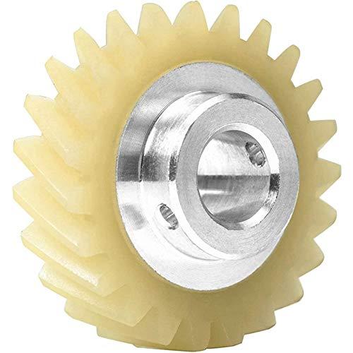Ymhan® 6 stücke W10112253 Mixer Wurm Getriebe Ersatzteil exakt Fit für KitchenAid Mixer Whirlpool & KitchenInde Mixer