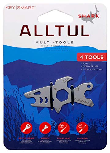 KeySmart AllTul Multitool - Shark