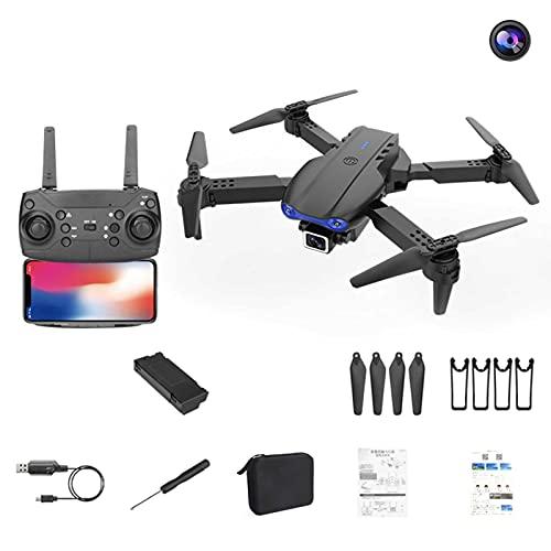 K3 Romote Contol Quadcopter Juguetes, HD 4K HD posicionamiento visual de cuatro ejes doblado Drone controlado a mano mini avión vuelo juguete para niños