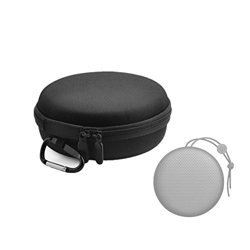 Hensych Travel Carry Case Protective Case Cover Bag for B&O BeoPlay A1 Wireless Bluetooth Speaker