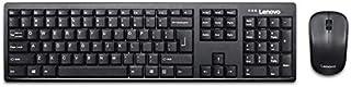 ماوس ولوحة مفاتيح كومبو لاسلكي لينوفو 100