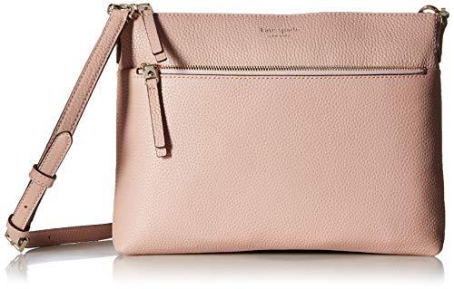 Kate Spade New York Women's Polly Medium Crossbody Bag, Flapper Pink, One Size