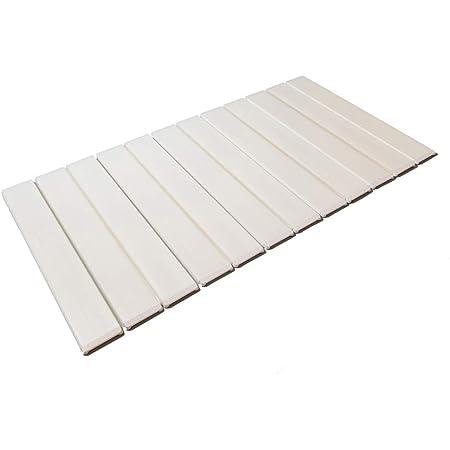 東プレ 銀イオンAG+ 抗菌折りたたみ式風呂ふた ホワイト 65×119cm S12