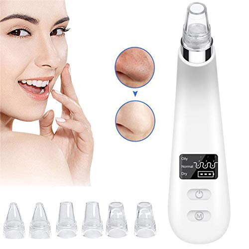 Blackhead Remover Vacuum Pore Cleaner Usb Rechargeable $14.99 (50% Off with code)