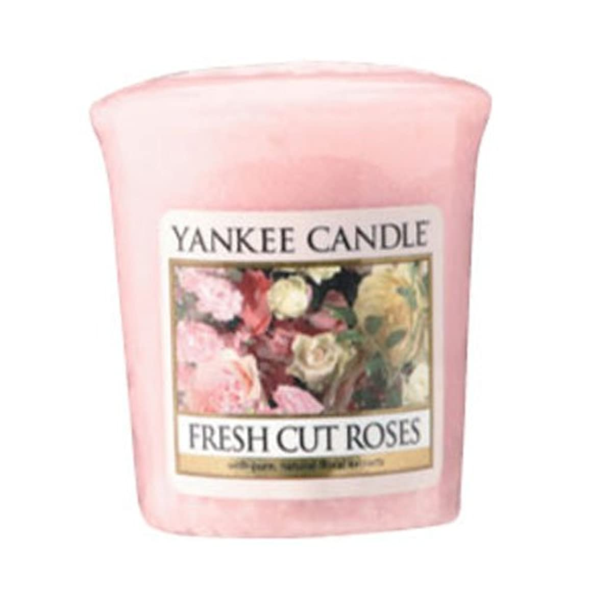 高架業界テクニカル[ヤンキーキャンドル] YANKEE CANDLE 正規販売店 YCサンプラー FCローズ (YK0010503 4901435938196)