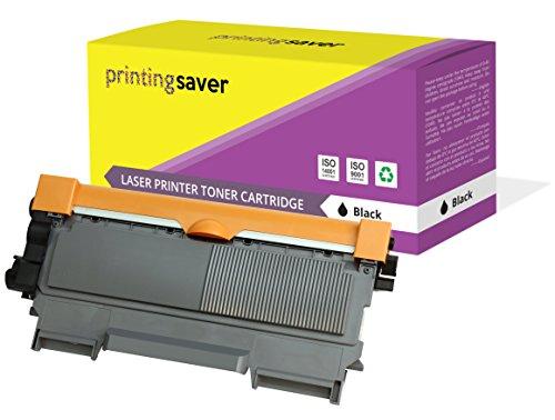 Printing Saver TN2220 NERO (1) Toner compatibile per BROTHER DCP-7055 7055W 7057 7060D 7065DN 7070DW | HL-2130 2132 2135W 2240 2240D 2250DN 2270DW | MFC-7360N 7460DN 7460N 7860DW | FAX-2840 2845 2940E