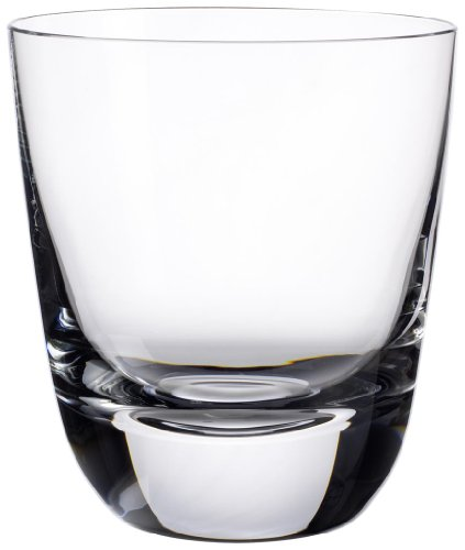 Villeroy & Boch American Bar Whisky-Glas, Kristallglas, Transparent, 101 mm