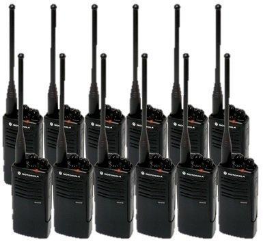 Review Of 12 Pack of Motorola RDU4100 Two way Radio Walkie Talkies