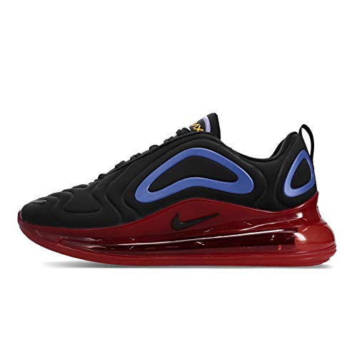 Nike Air Max 720 Herren Running Trainers AO2924 Sneakers Schuhe (UK 6 US 7 EU 40, Black University Gold 014)