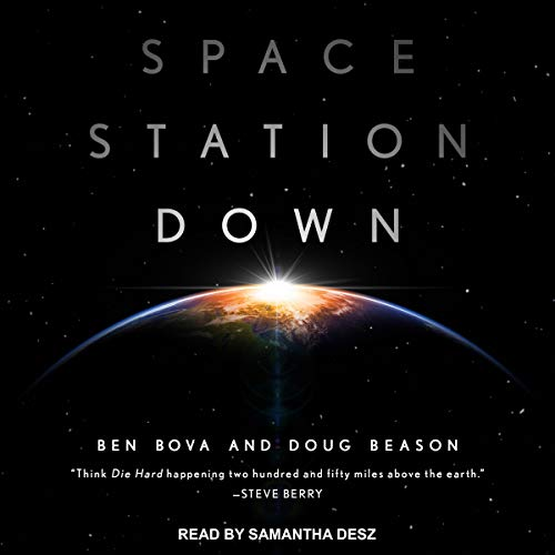 Space Station Down cover art