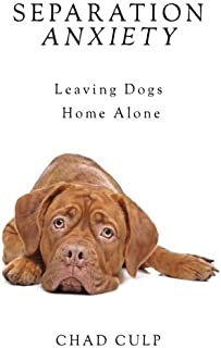 Separation Anxiety: Leaving Dogs Home Alone