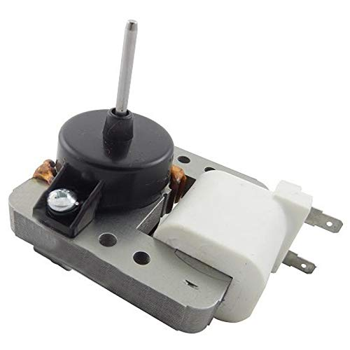 KG-Part Ningún motor de ventilador de enfriamiento del refrigerador de la escarcha para Bosch y Siemens