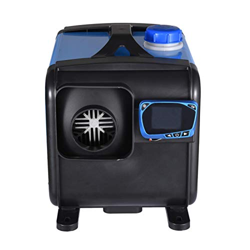 Calefactor de aire diésel 12 V/24 V, 8 kW, para coche compacto
