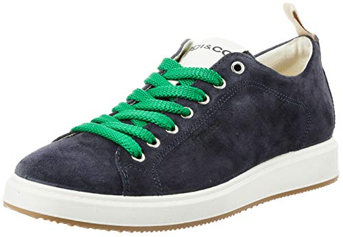 IGI&CO Scarpa Uomo UNG 51379, Sneaker, Blu (Jeans 5137911), 43 EU