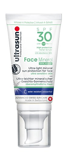 Ultrasun Face Mineral SPF30 Gesichts-Sonnenschutz. 1er Pack (1 x 40 ml)