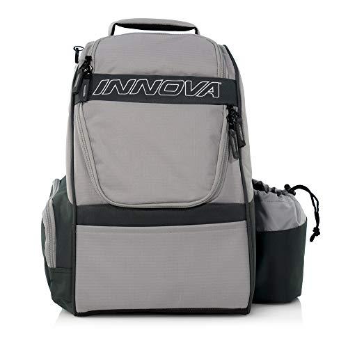 INNOVA Disc Golf 2020 Adventure Pack Backpack Disc Golf Bag - Gray