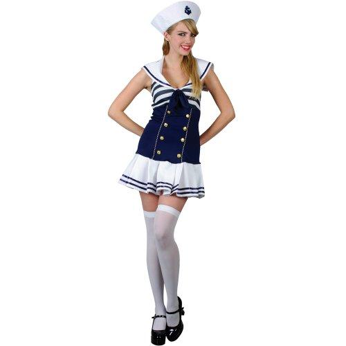 Saucy Sailor Girl