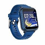 smartwatch per bambini 16 giochi-mp3 musica video, sveglia torcia orologio intelligente bambini recorder pedometro, kids smart watch ragazzi e ragazze regalo di compleanno festiva