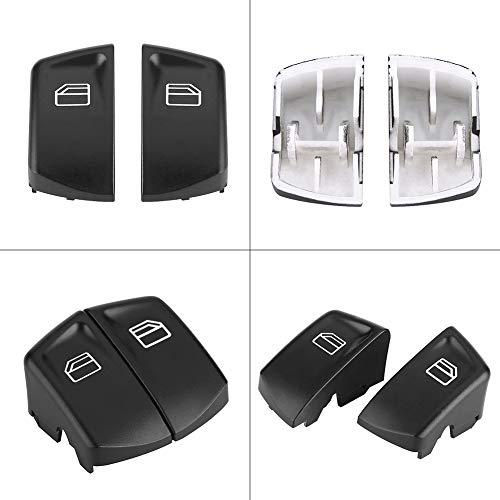 Cubierta de botón de interruptor de repuesto derecho e izquierdo eléctrico, tapa de cubierta de interruptor de ventana, para Mercedes Vito Sprinter MERCEDES VITO SPRINTER
