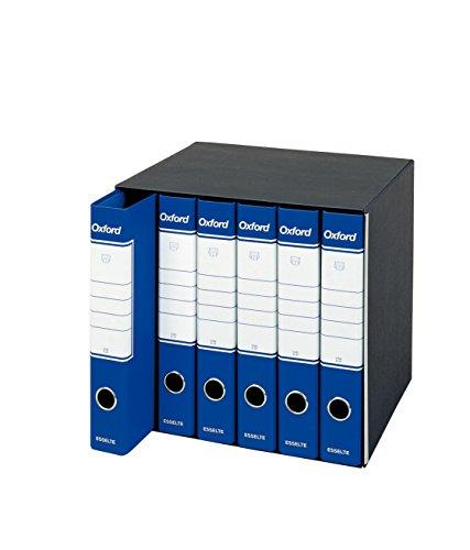 ESSELTE G88 OXFORD gruppo registratori 6 / G84 - Blu - 390788050