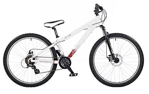 Shogun Chikara Dirt/jump Mountain Bike (WHITE): Amazon.es ...